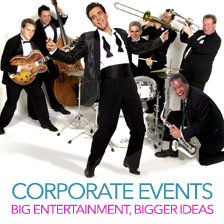 Ashley Taylor Agency - Corporate Events