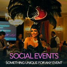Ashley Taylor Agency - Social Events